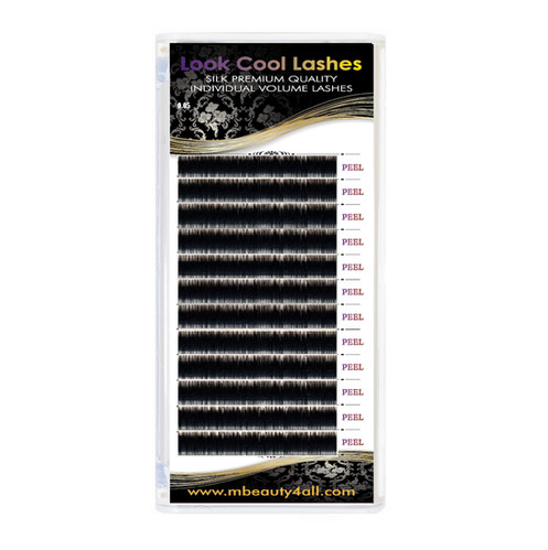 bf9e7294b3d These silk Lashes 0.07mm offer you the ability to achieve fuller volume  compared to classic lash fibres. Suitable for 2D, 7D application they can  cover all ...