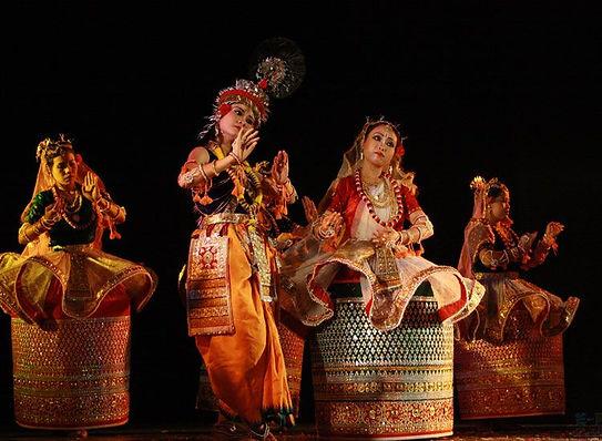 Nrutya - Indian Solo