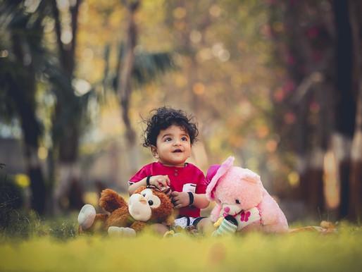 Observar primeira infância e o poder do brincar