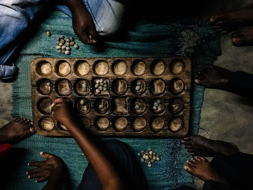A influência dos jogos africanos na cultura brincante brasileira