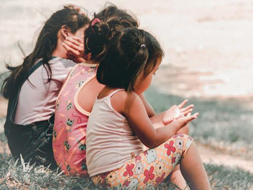 Criança - convivendo, brincando e aprendendo com outras crianças