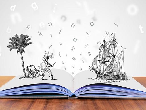 Contar histórias e Brincar