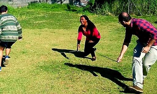 O Brincar que afeta-O Brincar que faz crescer superar limites