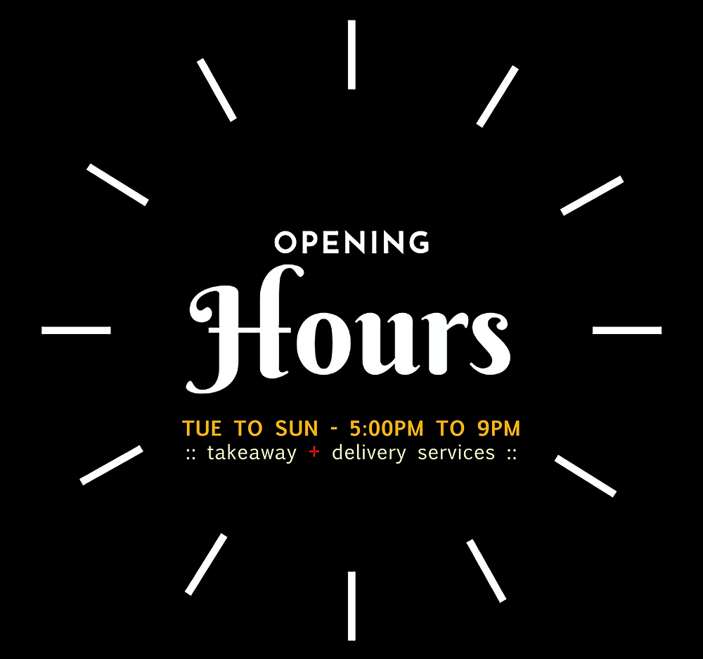 LIME LEAF opening hours