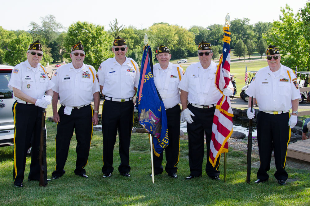 VFW Post 7696 Color Guard