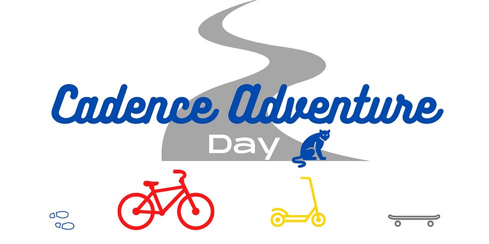 Cadence Adventure Day
