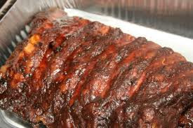 Michelle's Famous BBQ Spare Ribs