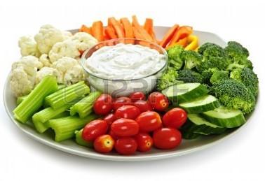 Assorted Fresh Vegetable Platter