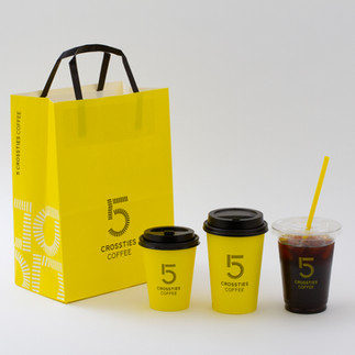 5 CROSSTIES COFFEE