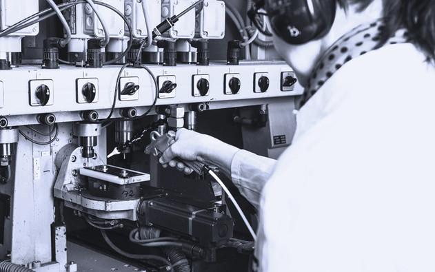 CNC Machine ANGER