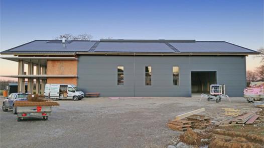 Unser neues Headquarter im Bau