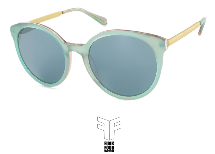 Mochito C3 pure ice with green flash mirror lenses