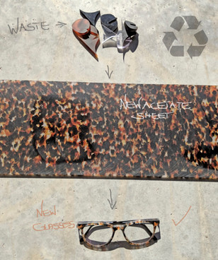 Recycling Acetate Platte