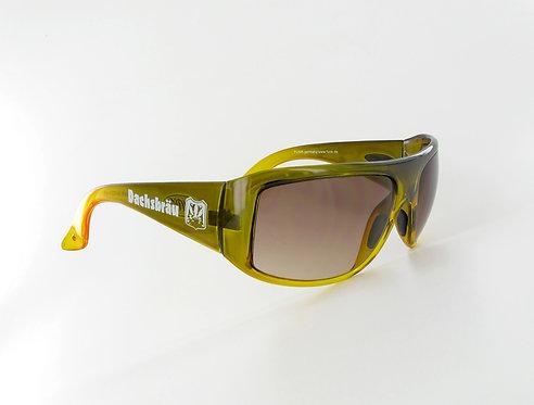 FUNK-Dachsbräu Sonnenbrille bierfarben