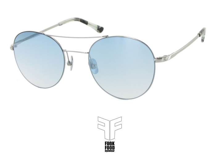 Pebre C2 silver blue