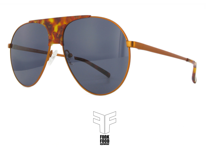 Caipirinha C5 S golden amber BASE 2 grey solid lenses