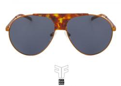Caipirinha C5 golden amber BASE 2 grey solid lenses