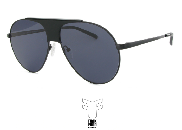 Caipirinha  C1 black noir BASE 2 grey solid lenses