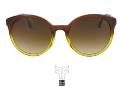 Mochito C4 golden rum with brown gradient lenses