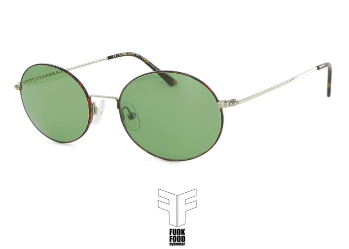 Clafouti SUN green silver demi