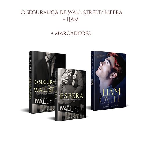 O Segurança de Wall Street/Espera + Liam