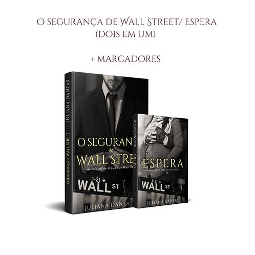 O Segurança de Wall Street / Espera (conto)