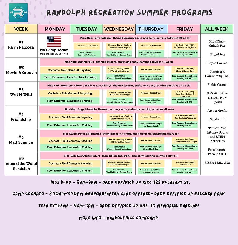 Randolph Recreation Summer Programs.png