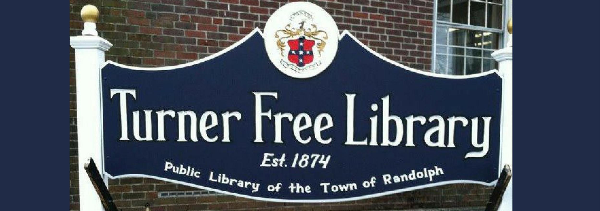 Town of Randolph | Randolph | Turner Free Library