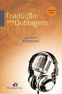 tradução para dublagem livro