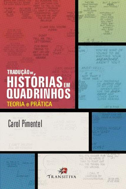 Tradução de Histórias em Quadrinhos - Teoria e Prática