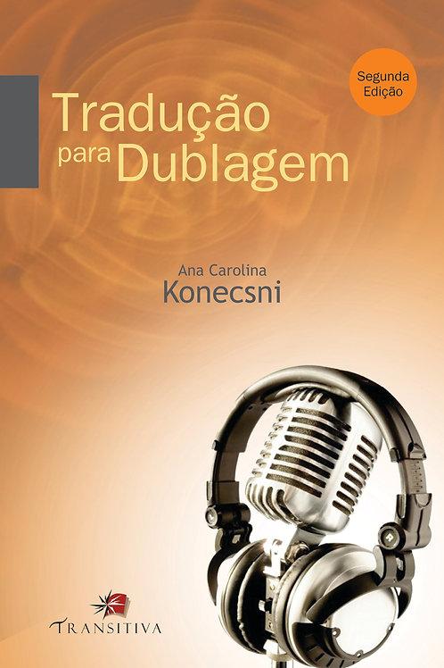 Tradução para Dublagem, 2ª Edição