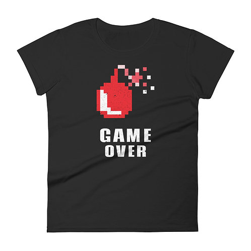 Game Over - Women's Tee