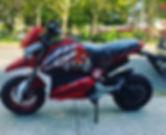 #ninja #electricbikes #nicestone