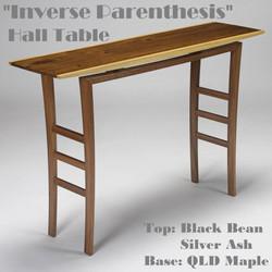 Inverse Parenthesis Hall Table Website 2