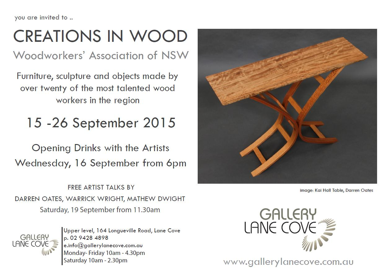 Lane Cove Exhibition