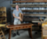 furniture maker sydney, fine furniture syney, timber furniture sydney, darren oates furniture