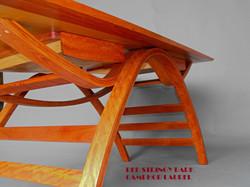 Parabolae Writing Table