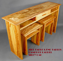 Side Table & End Tables
