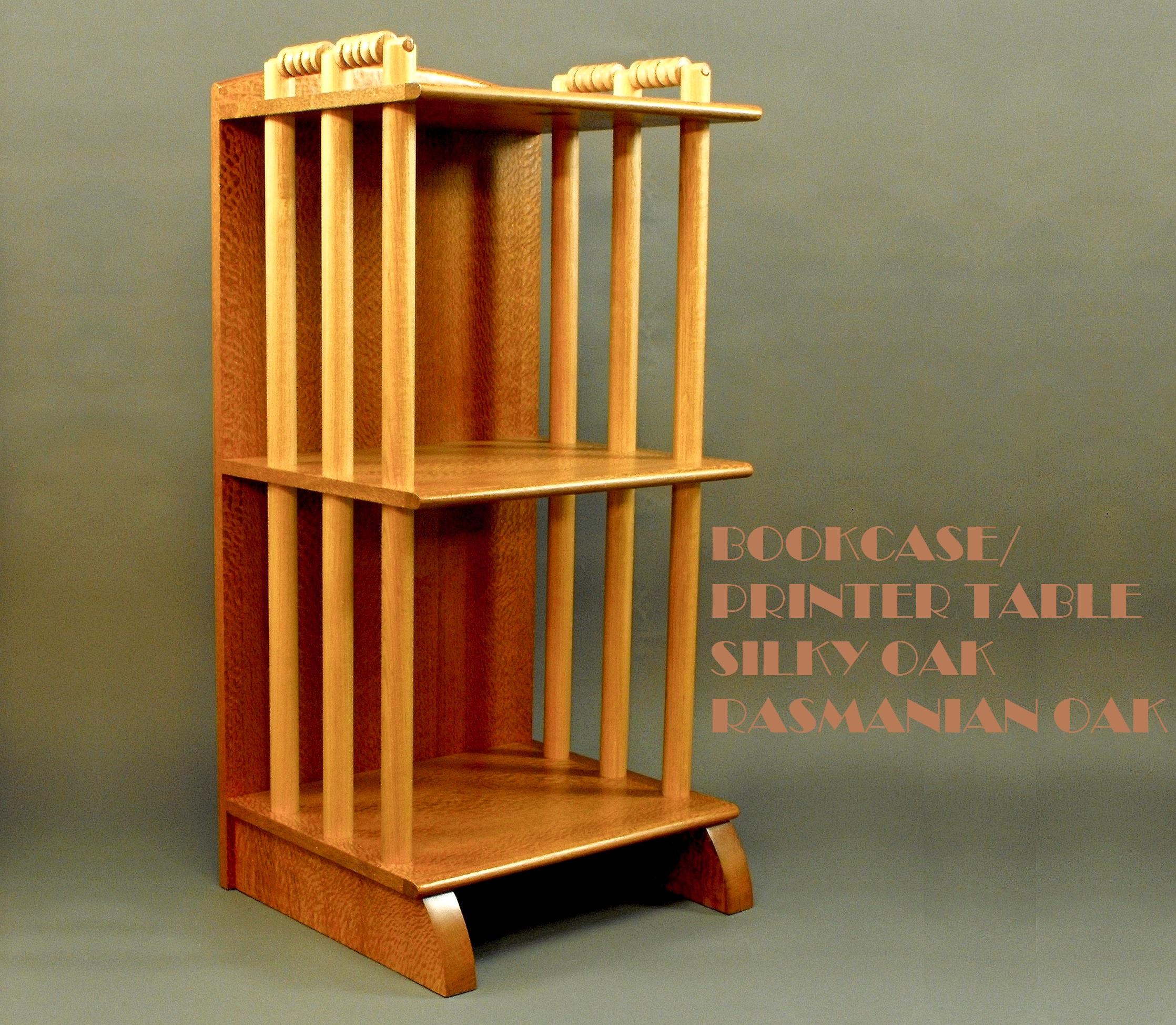 Book Case Squire 3b