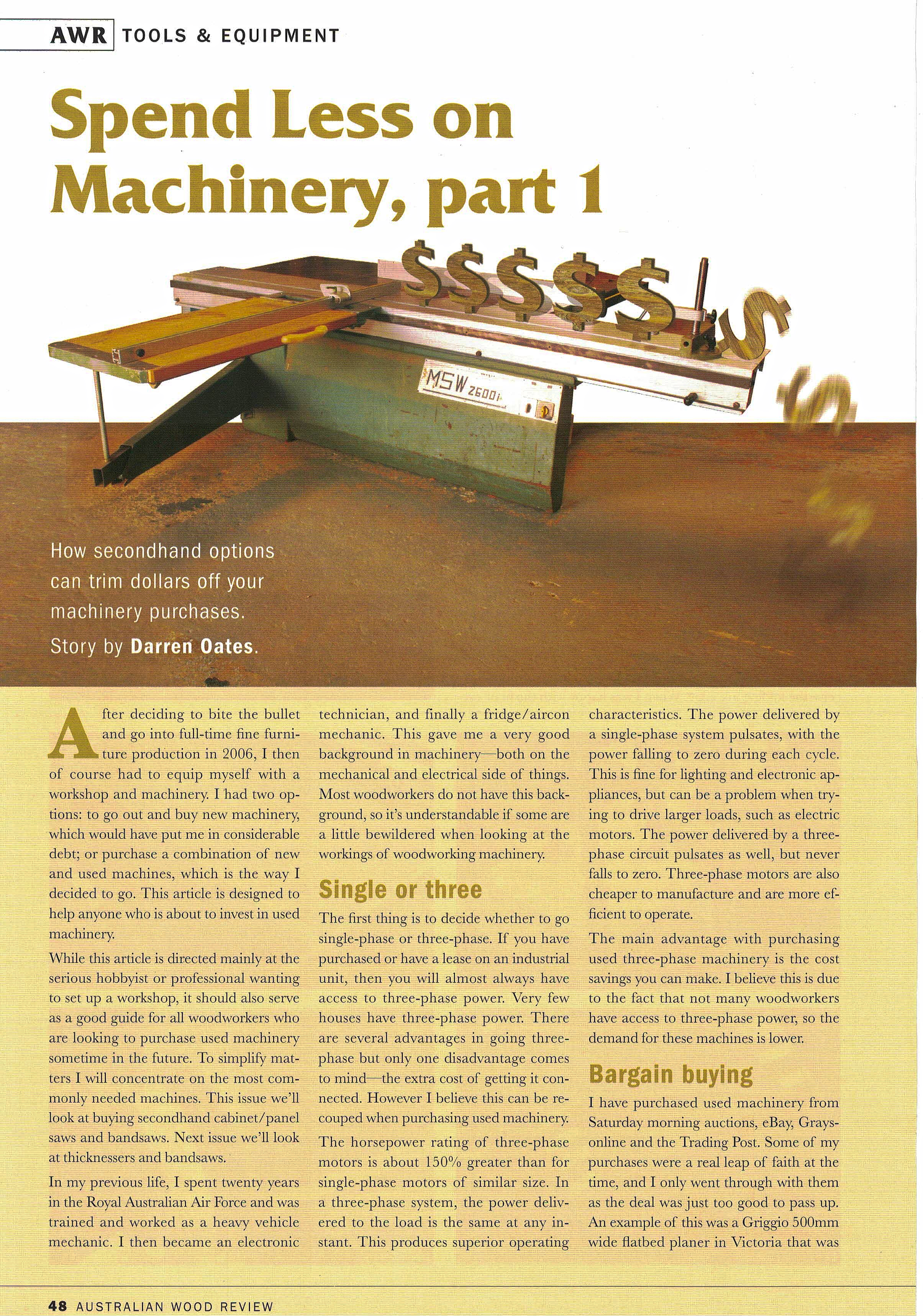 Australian Wood Review Issue No. 71b