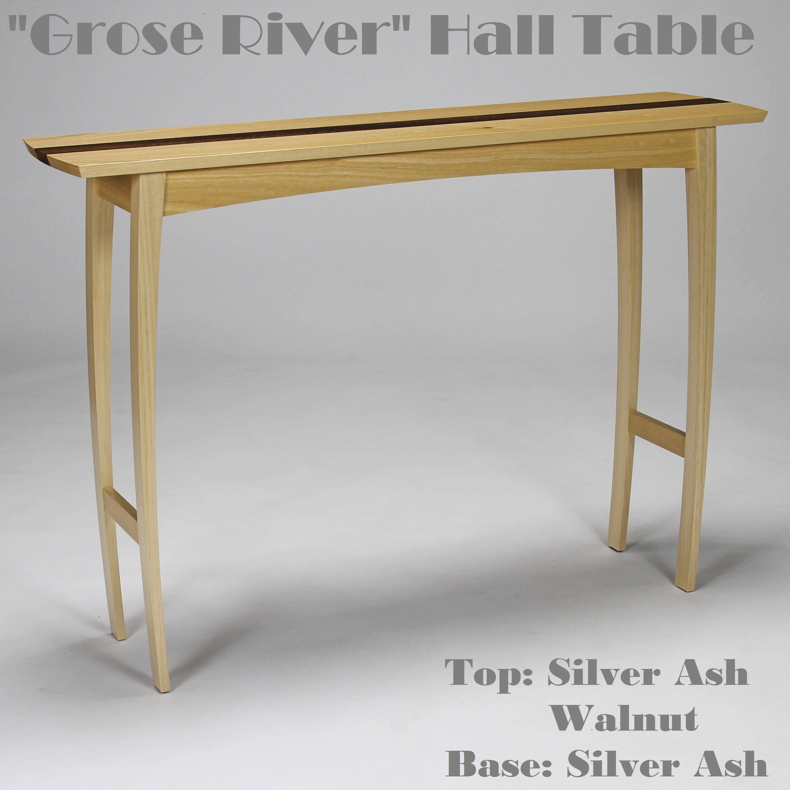 Grose River Hall Table Website