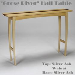 Grose River Hall Table Website