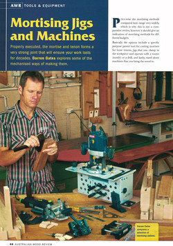 Australian Wood Review Issue No. 66
