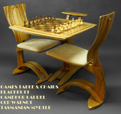 Games Table & Chairs