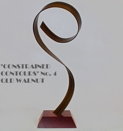 Constrained Contours No. 4