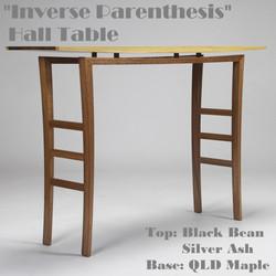 Inverse Parenthesis Hall Table Website 1