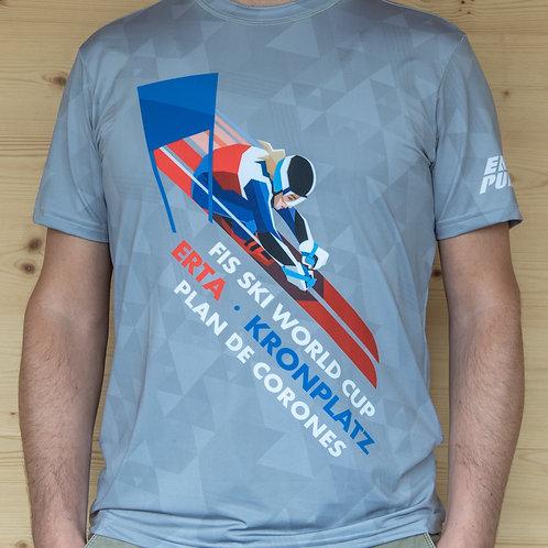 SKIWORLDCUP KRONPLATZ  T-Shirt MEN