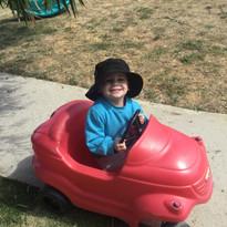 Happy Car Rides