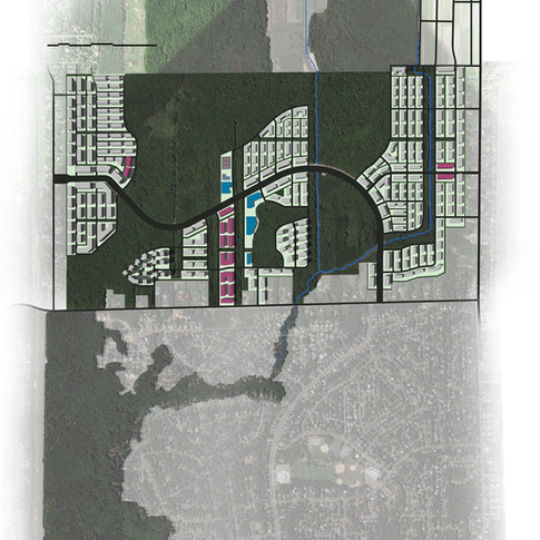 Quartier Chambéry - ÉTUDE