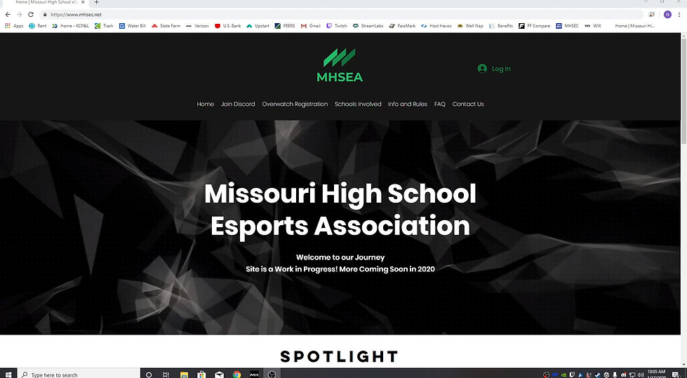 This video is to help you register to the MSHEA.